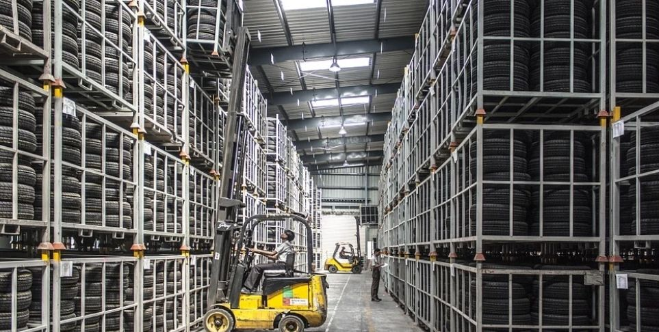 tips to organized your warehouse