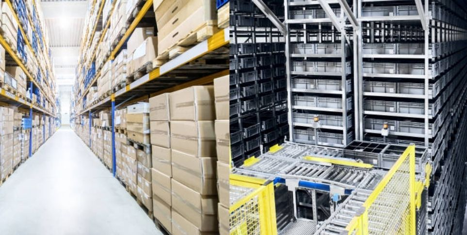 organize your warehouse efficiently