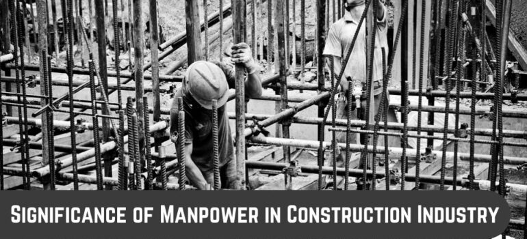Manpower in Construction Industry