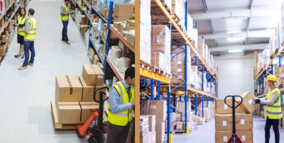 manpower for warehouse