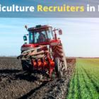 agriculture recruiters in india
